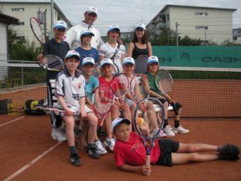 Tennislehrer Manuel Hoppe